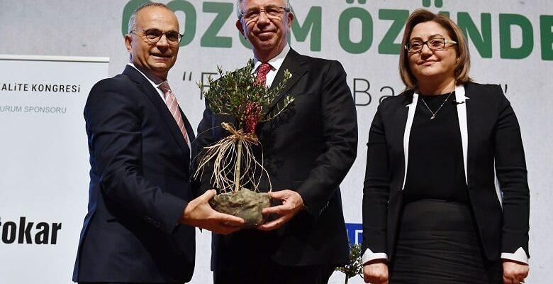 Başkan Yavaş İstanbul Kalite Kongresinde