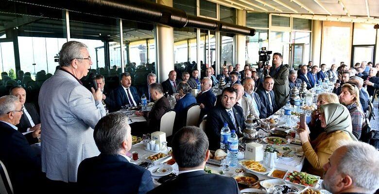 Başkan Yavaş'ın İlçe Ziyaretleri Devam Ediyor