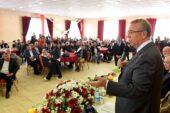 Başkan Yavaş Çubuk ve Kalecik'te Sorunları Dinledi