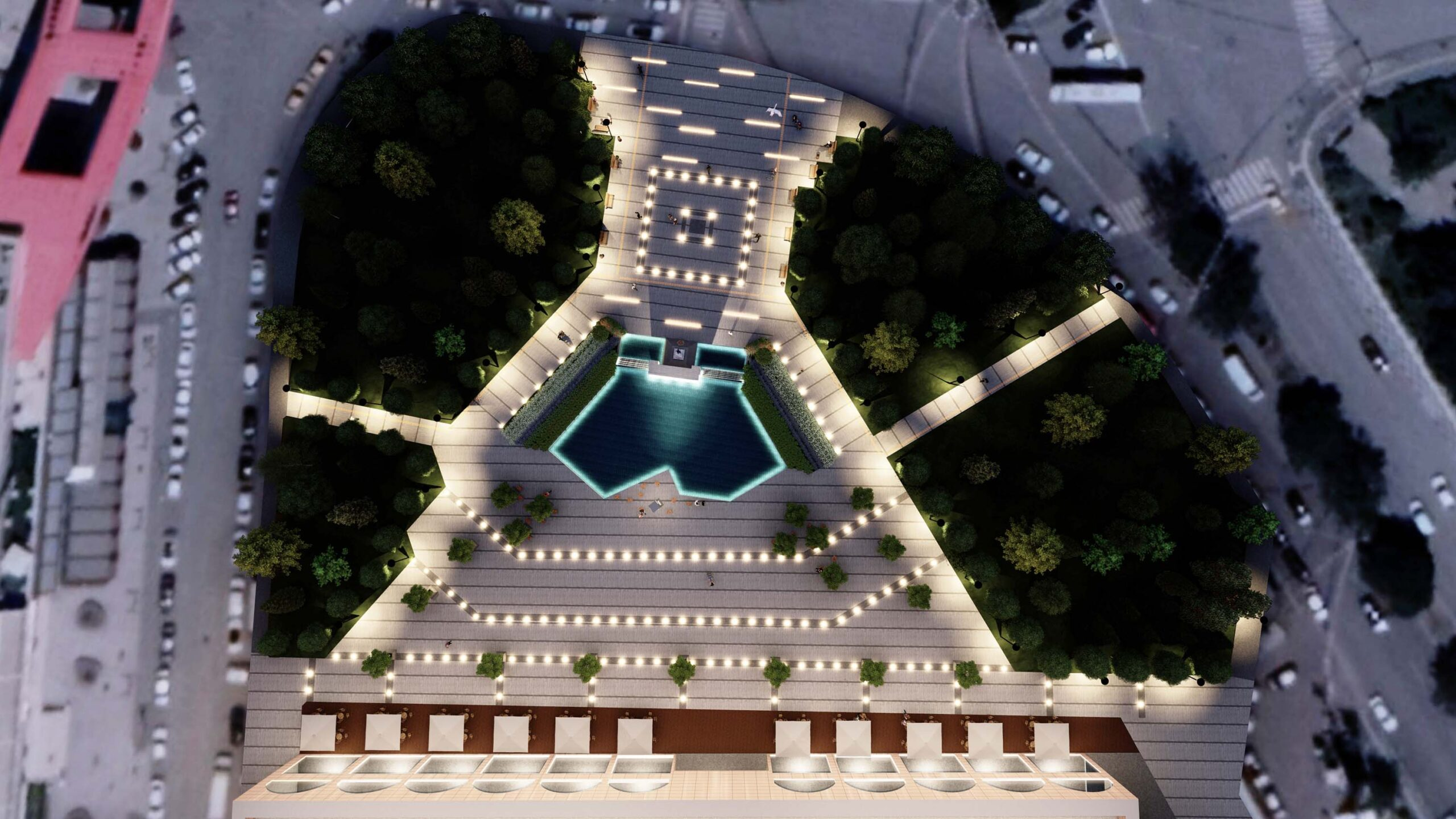 Başkente Yeni Meydan