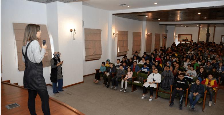 Altındağlı Çocuklara Hakları Anlatıldı
