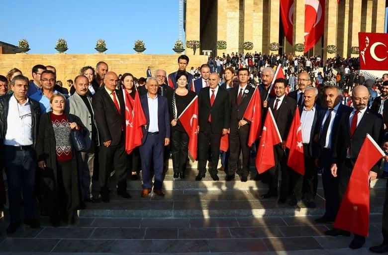Altınok: Atatürk Dünya Tarihine Mührünü Vurmuş Bir Liderdir