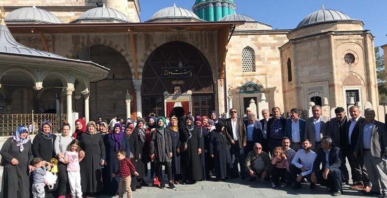 Altınok'tan Konya Gezisi Jesti