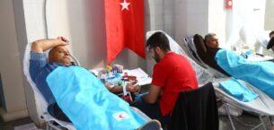 Keçiören Belediyesi'nden Kan Bağışına Destek