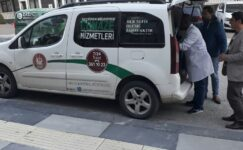 Mobil Cenaze Hizmet Aracı İle İşlemler Daha Hızlı