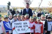 Ankara'ya nefes, çocuklara meyve