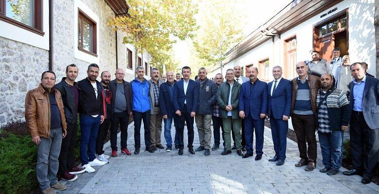 Türkiye'nin Renkleri Altındağ'da Toplandı