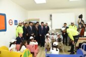Çocuk Trafik Eğitim Merkezi Açıldı