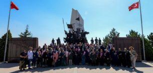 5 Bin Kişi Ankara'yı Tanıdı