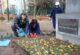 Kadına Karşı Şiddete Çiçekle Dikkat Çekildi
