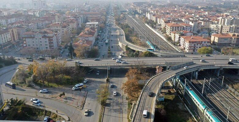Etimesgut İstasyon Caddesi İçin Düğmeye Basıldı