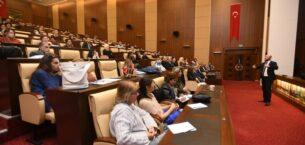 Büyükşehir'de Eğitim ve Proje Atağı