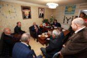 Başkan Yaşar'dan İyi Parti İlçe Teşkilatına Ziyaret