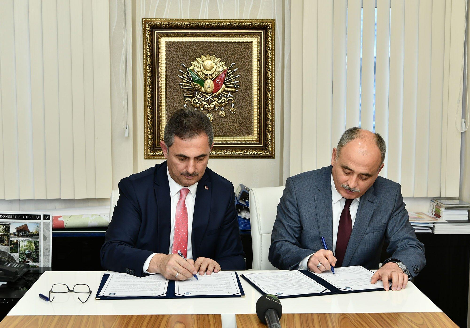 Mamak Belediyesi ile Gazi Üniversitesi iş birliğine imza attı