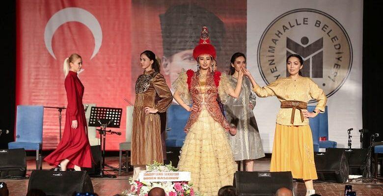 Kazakistan'ın bağımsızlık günü Yenimahalle'de kutlandı