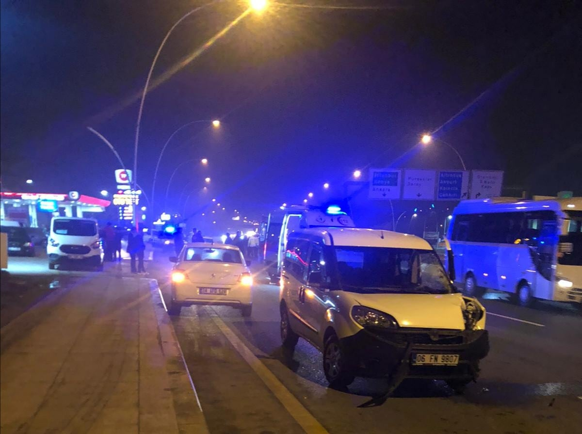Otomobilin çarptığı adam hayatını kaybetti