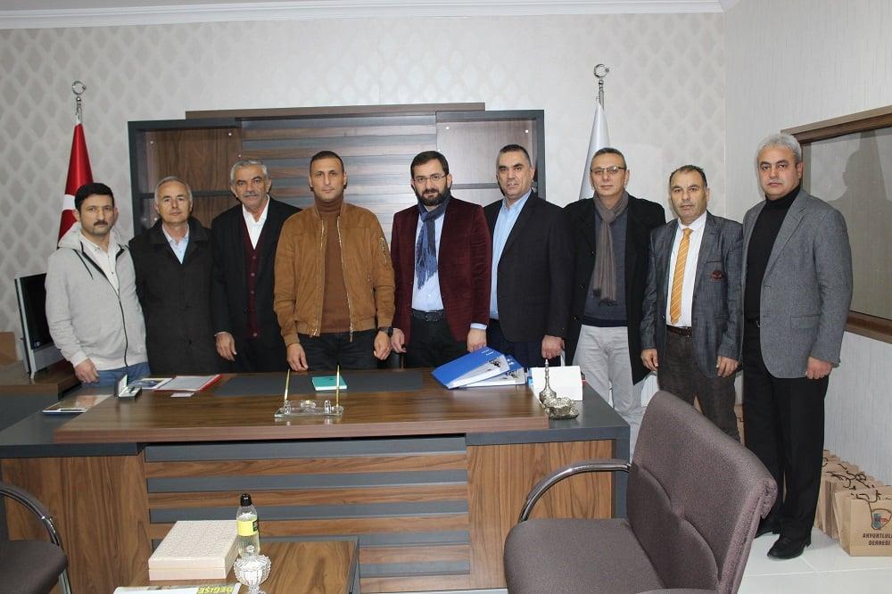 Akyurtlular Derneği Yönetim Kurulu Toplandı