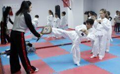 Yenimahalle Spor Akademisi Büyüyor