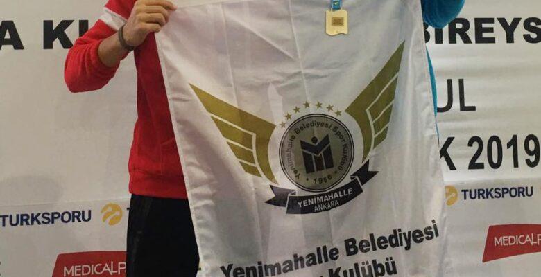 Genç yetenek Arda, Türkiye 4'üncüsü oldu