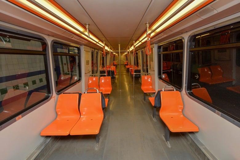 Ankara Vagonlarında Koltuk Düzenlemesi