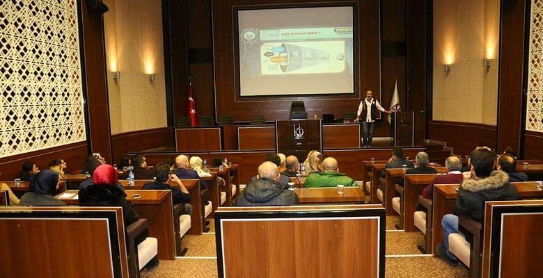 Belediye Personelleri Siber Suçlara Karşı Bilgilendirildi