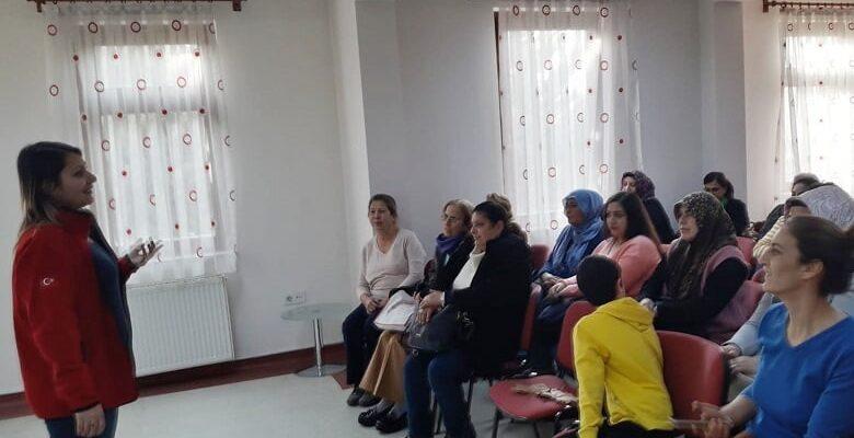 Altındağlı Kadınlara Hayat Kurtarma Dersi