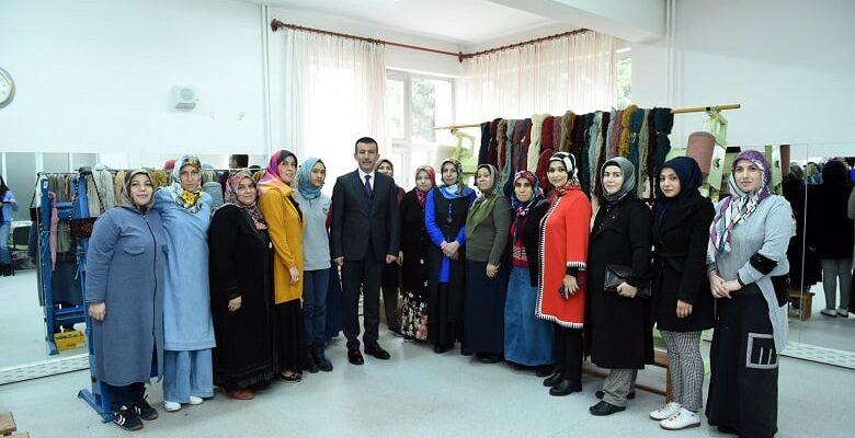 Kadınların Halı Fabrikası