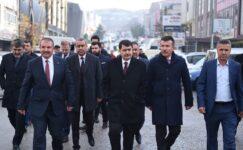 Şahin ve Balcı'dan Siteler Çıkarması