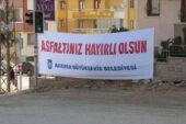 Mansur Yavaş: Asfalt paralarını geri ödeyeceğiz