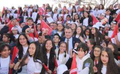 '1000 Çocuk Korosu' kayıtları başladı