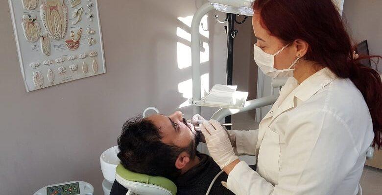 Çankaya'da ücretsiz ağız-diş sağlığı hizmeti