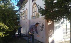''Sevgimizi Duvarlara değil gönüllere yazalım''