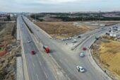 Büyükşehir'den Yeni Yol ve Kavşak Çalışmaları