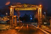 30 Ağustos Zafer Parkı Işıl Işıl