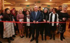 Elifim Atölyesi Resim Sergisi açıldı