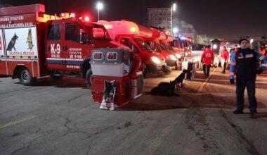 Büyükşehir'den Elazığ'a Yardım Konvoyu