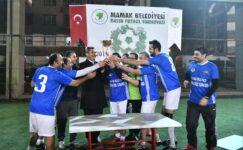 Basın Futbol Turnuvası Şampiyonu TRT