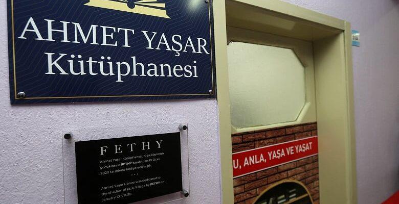 Başkan Yaşar'ın mutlu günü
