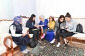 Büyükşehir'den Kız Çocuklarının Okumasına Destek