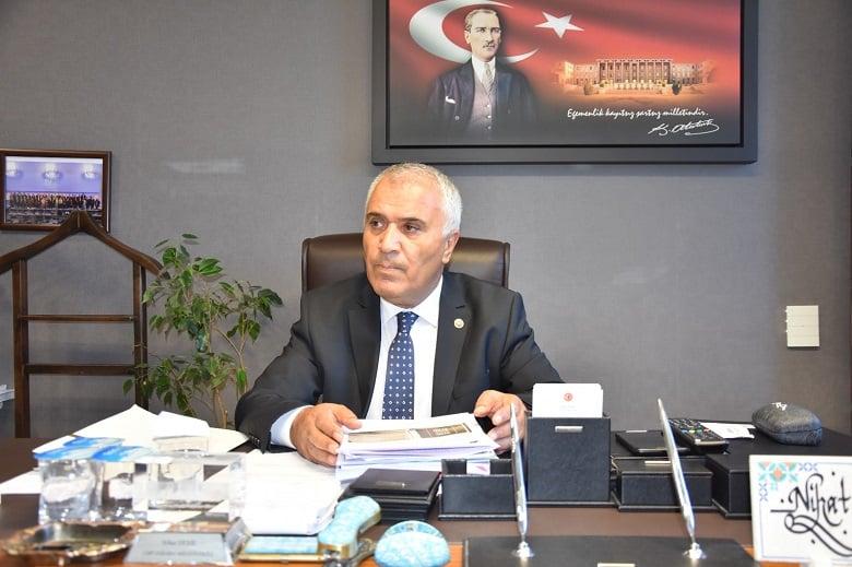 "CHP'li Yeşil; ""Ankaralı Çiftçi 17 yıldır ihmal ediliyor"""