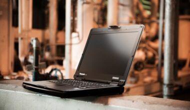 Panasonic TOUGHBOOK 55, piyasadaki en güvenli yarı dayanıklı Windows PC'lerinden biri