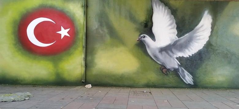 Başkent'in Gri Duvarlarına Renk Geliyor