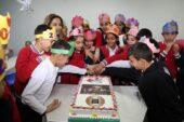 Çocuk Müzesi Yılın İlk Misafirlerini Ağırladı
