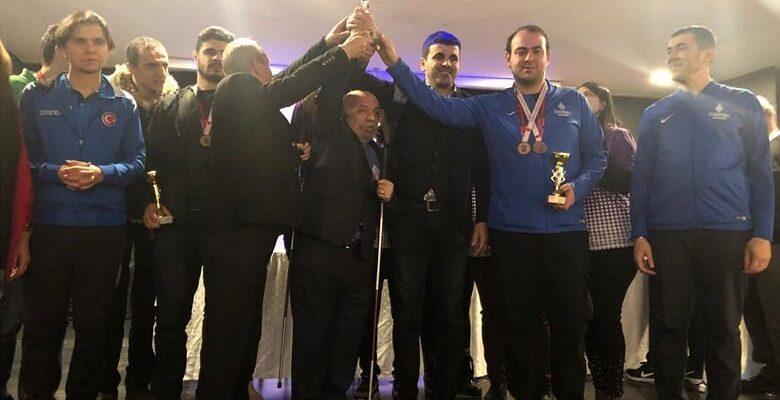 Çankaya Santrançta Türkiye Şampiyonu