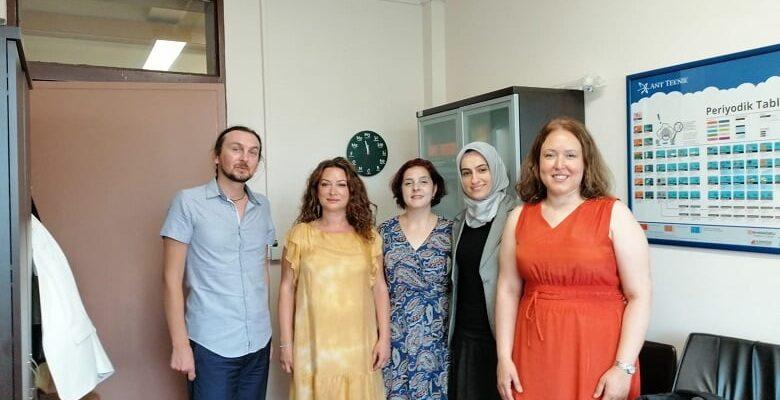 Üsküdar Üniversitesinde milli reaktif geliştirildi