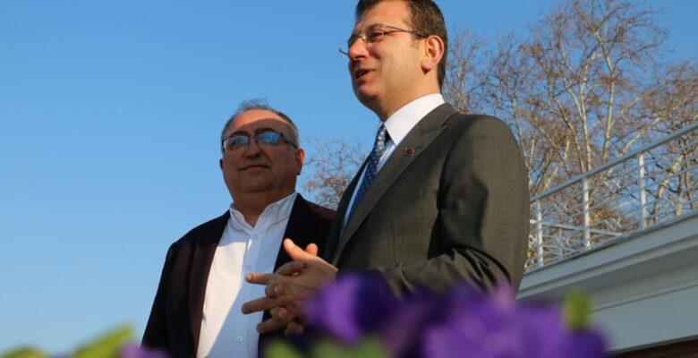 İmamoğlu: İnşallah Atatürk'e layık bireyler oluruz