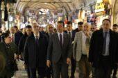 """Başkan İmamoğlu ve vatandaş arasında ilginç """"ulaşım zammı"""" diyalogu"""
