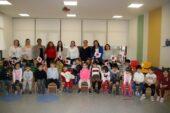 Atlas çocukları Japon kültürüyle tanıştı