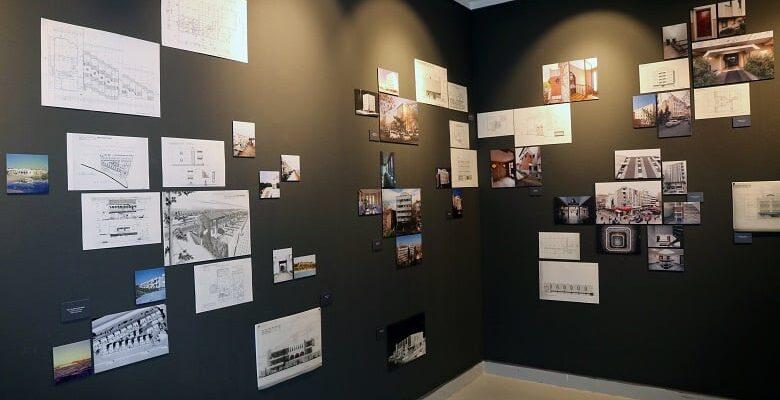 Modern Mimarinin Sergisi Çağdaş Sanatlarda