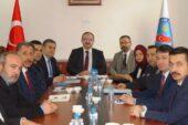 AYBÜ Çubuk'ta sosyal, kültürel ve ekonomik çalışmalar yapacak